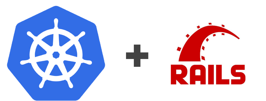 Running RoR on Kubernetes using Helm